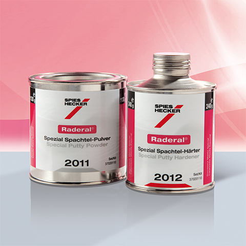 Raderal® Special Putty 2011
