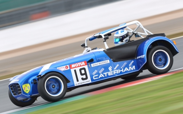 Spies Hecker drives Caterham Cars into the 21st Century